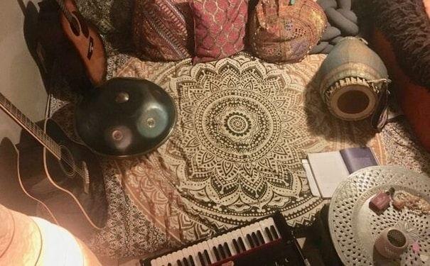 Dagritme van een ADH yogi