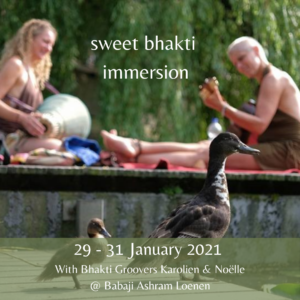 Bhakti Yoga Retreat