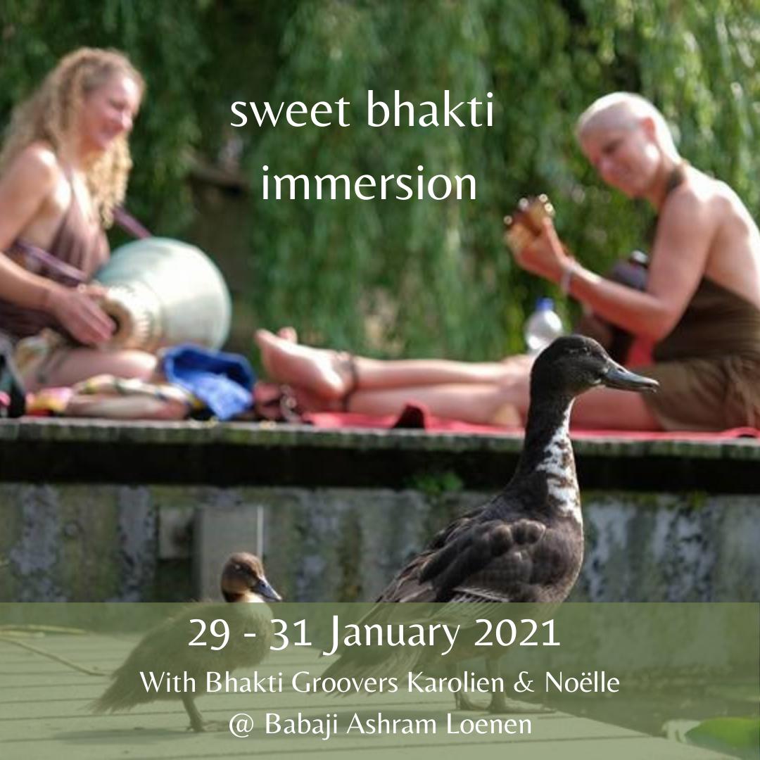 Bhakti Yoga Retreat